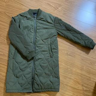 しまむら - キルティング コート ジャケット