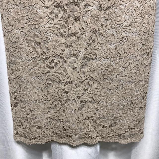 IENA(イエナ)のIENA イエナ レーススカート ベージュ レディースのスカート(ロングスカート)の商品写真
