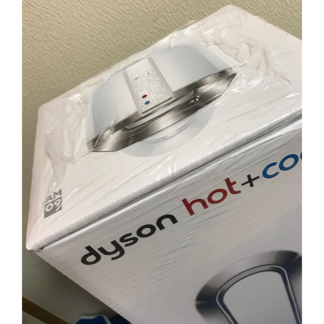 Dyson(ダイソン)のあっきー様専用!【新品未開封 Dyson hot&cool am09】 スマホ/家電/カメラの冷暖房/空調(ファンヒーター)の商品写真