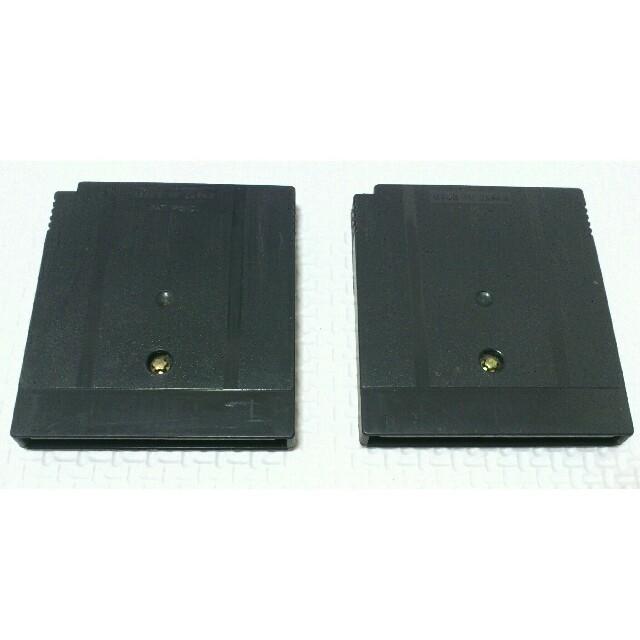 ゲームボーイ(ゲームボーイ)のゲームボーイカラー メダロット2 カブトver. クワガタver. 電池切れあり エンタメ/ホビーのゲームソフト/ゲーム機本体(携帯用ゲームソフト)の商品写真
