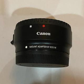 Canon - Canon レンズマウントアダプター EF-EOSM 純正
