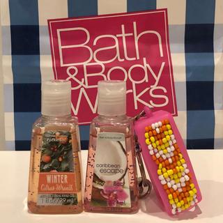 Bath & Body Works - Bath & Body works サニタイザーセット