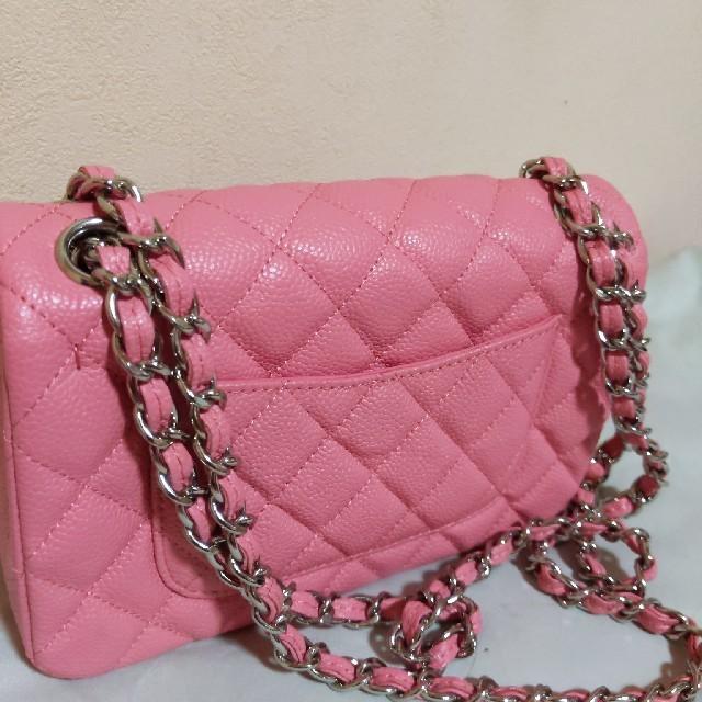CHANEL(シャネル)のシャネルミニマトラッセ ノベルティ レディースのバッグ(ショルダーバッグ)の商品写真
