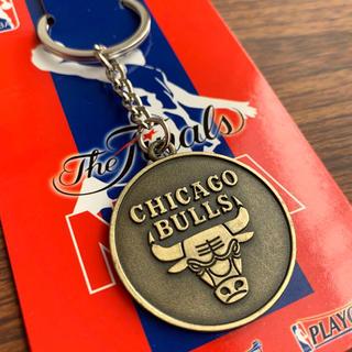 NBA シカゴブルズ メダル キーホルダー Bulls