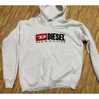 DIESEL - ディーゼル トレーナー パーカー