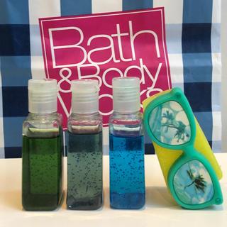 Bath & Body Works - Bath & Body Works サニタイザー 3本 オマケ付き。