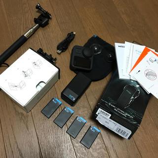 GoPro - gopro max 使用5回 5年保証付 国内正規品 2回保証が受けられます。