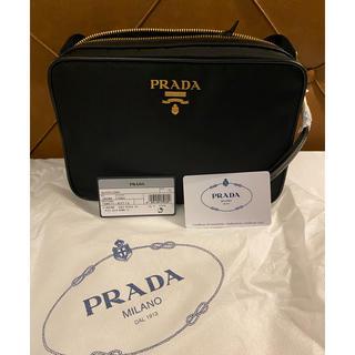 PRADA - PRADA ナイロンショルダーバッグ 1BH089 新品未使用