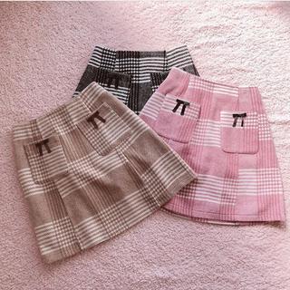 アンクルージュ(Ank Rouge)のスカート(ひざ丈スカート)