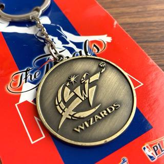 NBA ウィザーズ メダル キーホルダー WIZARDS