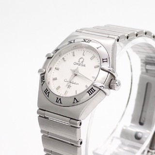 OMEGA - 【OMEGA】オメガ腕時計 'コンステレーション' ホワイト文字盤 ☆美品☆