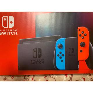 Nintendo Switch ニンテンドー スイッチ 新型 ほぼ未使用