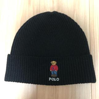 POLO RALPH LAUREN - Polo Ralph Lauren ニット帽 ポロベアー ビーニー F