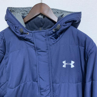 UNDER ARMOUR - 【UNDER ARMOUR】ベンチコート