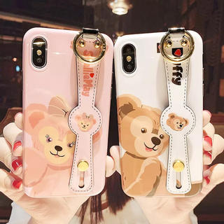 Disney - ディズニー ダッフィー シェリーメイ iPhone7/8/X/XS/XR