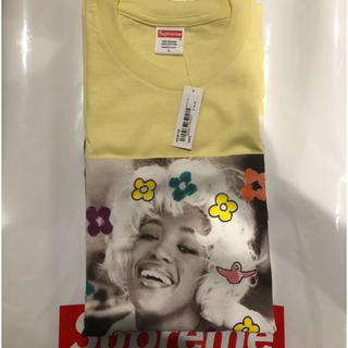 シュプリーム(Supreme)のSupreme 20ss Naomi Tee Yellow Lサイズ(Tシャツ/カットソー(半袖/袖なし))