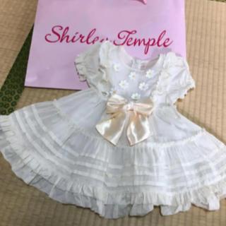 Shirley Temple - シャーリーテンプル マーガレット ワンピース
