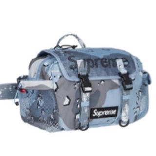 Supreme - supreme waist bag ウエストバッグ シュプリーム camo