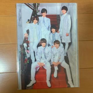 ジャニーズ(Johnny's)のキンプリ 1st concert クリアファイル (アイドルグッズ)