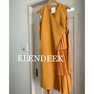 FRAY I.D - ELENDEEK ノースリーブワンピース 美品