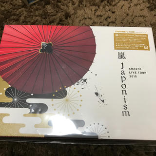 ARASHI LIVE TOUR 2015 Japonism DVD