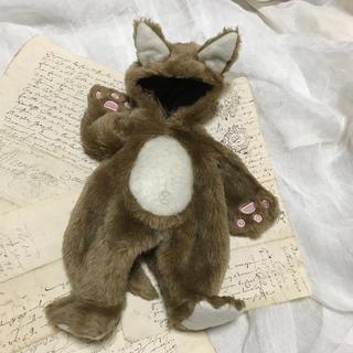 ボークス(VOLKS)の【中古】ボークス 幼SD/幼midi用 森のオオカミさんドレス(ぬいぐるみ/人形)