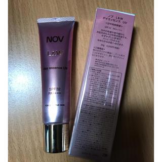 ノブ(NOV)のノブ 日中用美容液(化粧下地)