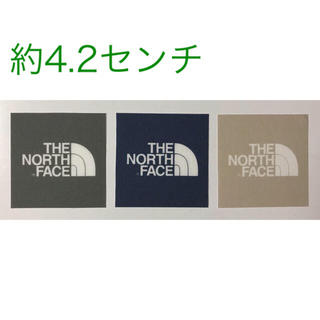 THE NORTH FACE - THE NORTH FACE ワッペン 秋色 3枚