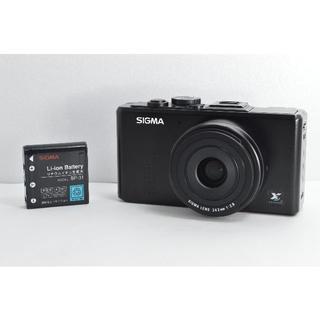 #1270 【美品】 SIGMA シグマ デジタルカメラ DP2x