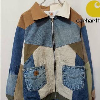 carhartt - カーハート リメイクジャケット