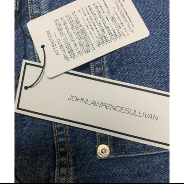 JOHN LAWRENCE SULLIVAN(ジョンローレンスサリバン)のジョンローレンスサリバン デニム レディースのパンツ(デニム/ジーンズ)の商品写真
