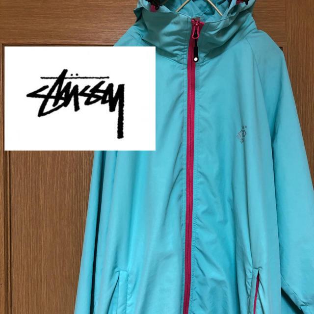 STUSSY(ステューシー)の【中古】stussy マウンテンパーカー メンズのジャケット/アウター(マウンテンパーカー)の商品写真