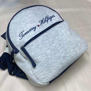 TOMMY HILFIGER - 【新品・ラスト1個】トミーヒルフィガー レディース コットン リュック
