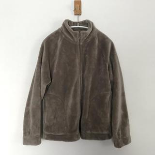 MUJI (無印良品) - 着る毛布 ジャケット 無印良品