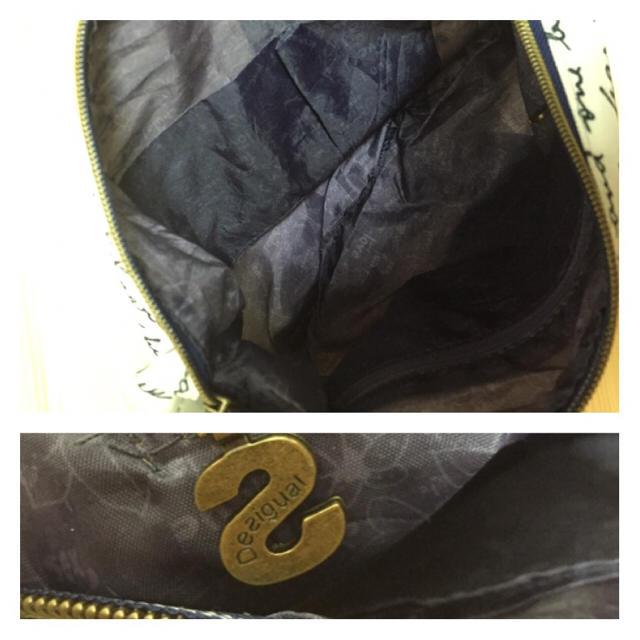 DESIGUAL(デシグアル)の【未使用】デシグアル ビッグポーチ レディースのファッション小物(ポーチ)の商品写真