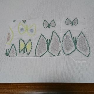 mina perhonen - ミナペルホネン はぎれ sky flower