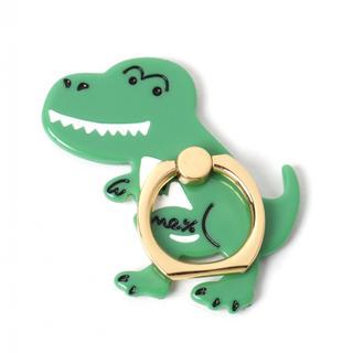 heather - Me%<新品>恐竜 スマホリング