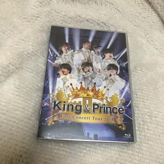 Johnny's - King & Prince First Concert Tour 2018 Bl