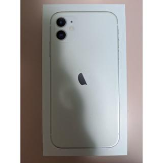 iPhone - iPhone11(ホワイト)128GB SIMフリー