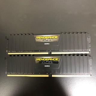Corsair DDR4-2666 4GB 2枚