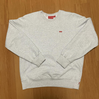 Supreme - small box logo crew neck supreme
