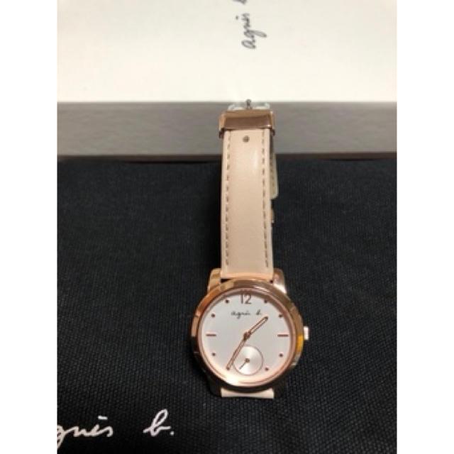 agnes b.(アニエスベー)のアニエスベー LM02 WATCH FCST988 時計 レディースのファッション小物(腕時計)の商品写真