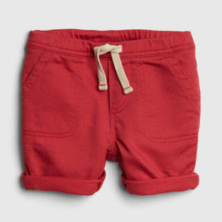 babyGAP - gap ウエストゴムショートパンツ 半ズボン babygap