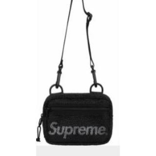 Supreme - supreme shoulder bag ショルダーバッグ BLACK 黒