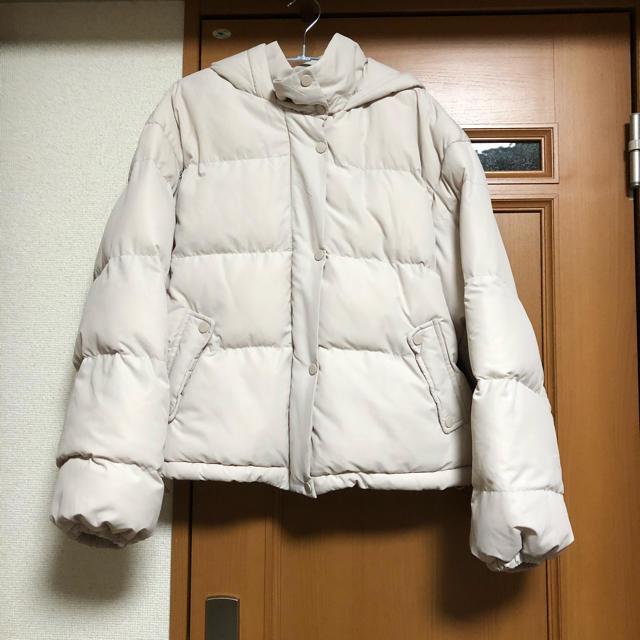 one after another NICE CLAUP(ワンアフターアナザーナイスクラップ)のナイスクラップ ダウン レディースのジャケット/アウター(ダウンジャケット)の商品写真