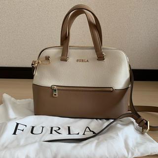 Furla - 美品 フルラ   FURLAハンドバッグ ショルダーバッグ バック パイパー
