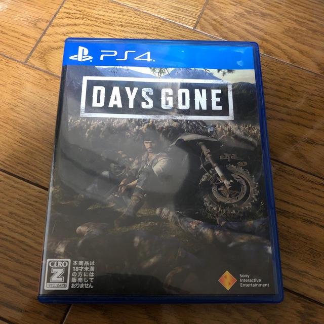 Days Gone(デイズ・ゴーン) PS4 エンタメ/ホビーのゲームソフト/ゲーム機本体(家庭用ゲームソフト)の商品写真