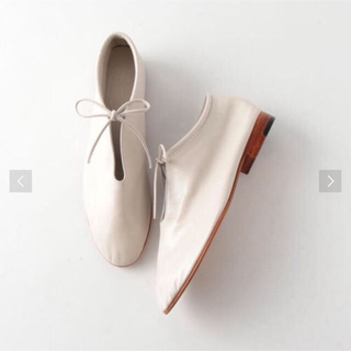 BEAUTY&YOUTH UNITED ARROWS - 新品 Martiniano Bootie White 37