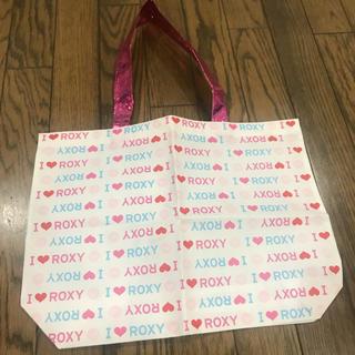 Roxy - 新品!ロキシー!エコバッグ!トート