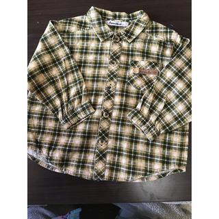 familiar - ファミリア☆90センチ☆シャツ
